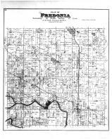 Fredonia Township, Kohler PO, Waubeka, Washington and Ozaukee Counties 1892
